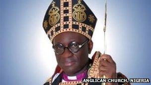 Archbishop Ignatius Kattey