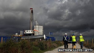 Cuadrilla site, Preston