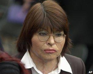 Carmen Quintana in 2003