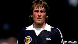 Scotland's Kenny Dalglish