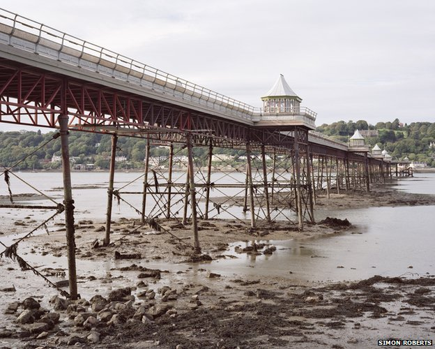 Bangor Garth Pier, North Wales, September 2011