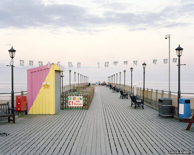 Skegness Pier, Lincolnshire, September 2012