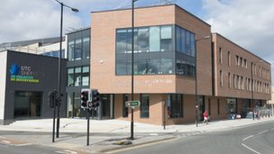 The Sheffield University Technical College