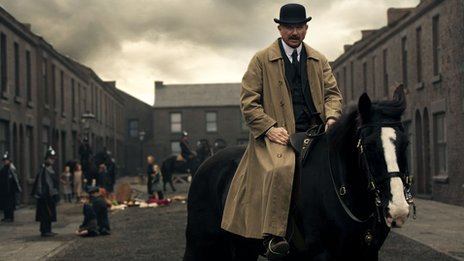 Sam Neil in Peaky Blinders