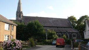 St Mary's, Hirael