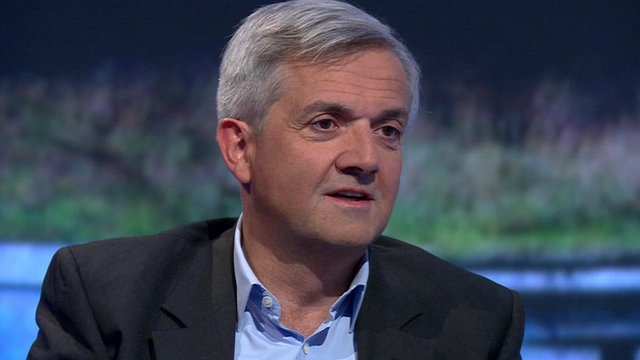 Chris Huhne,