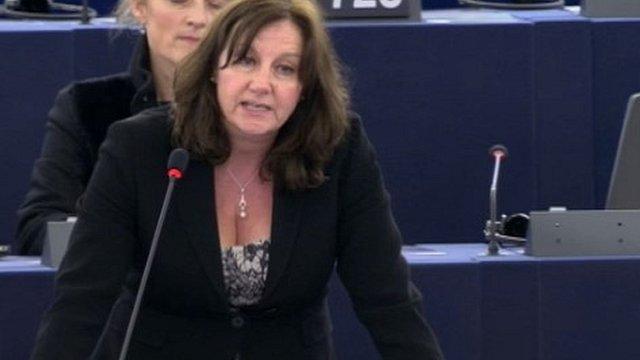 Arlene McCarthy MEP