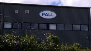 Pall factory, Redruth
