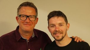 Matthew Bourne and John Ross