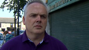 William Gilliland said it was a difficult time for High Street stores