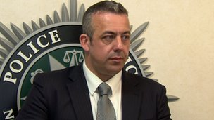 Detective Inspector Neil McGuinness said a murder inquiry had begun as a result of new information