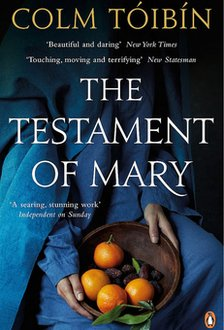 The Testament of Mary cover