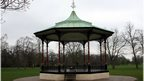 Bandstand at Greenwich Park