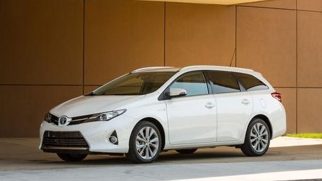 Toyota Auris Hybrid Touring Sports