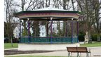 Bandstand at Montpellier Gardens in Cheltenham
