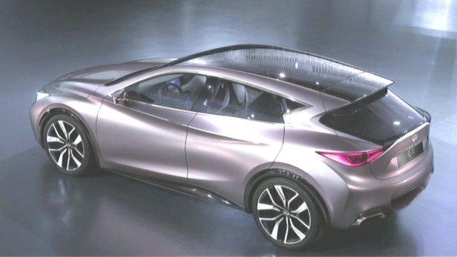 Nissan Infinity Q30