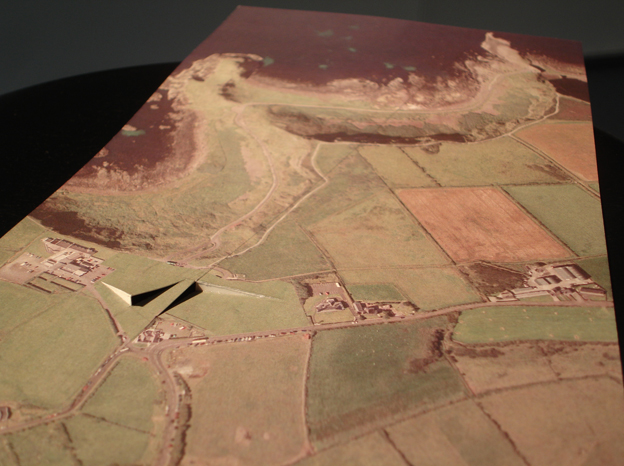 3D model of Giant's Causeway Visitor Centre
