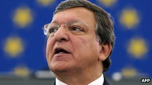 Jose Manuel Barroso gives his 2013 state of the union speech