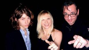 Turner, Whiley and Richard Hawley