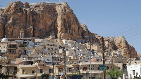 Maaloula (7 September 2013)