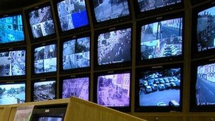 CCTV monitors - generic