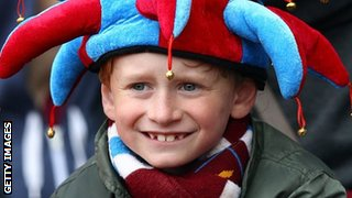 West Ham United fan