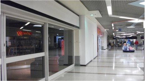 The Broadmarsh Centre