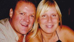 Jem and wife Karen