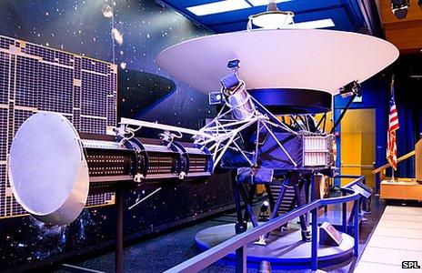 Voyager model