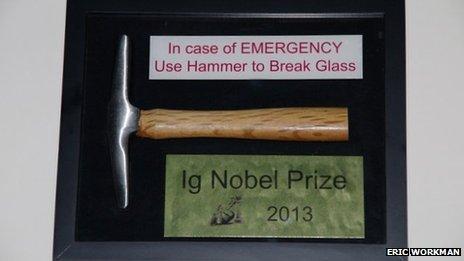 Ig Nobel Prize