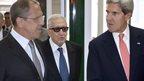 Key Syria talks enter second day