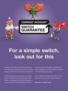 switch poster advert