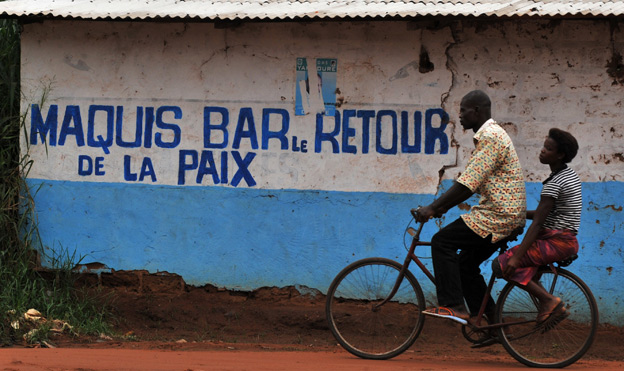Bar in Ivory Coast