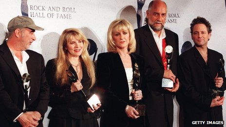 Fleetwood Mac in 1998