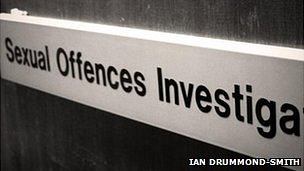 Sexual Offences Investigation team sign