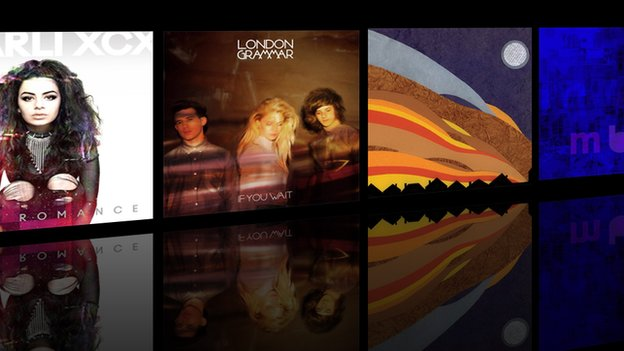 Some of the albums that could have been nominated for the 2013 Mercury Prize
