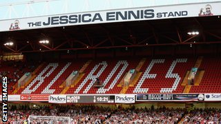 The Jessic Ennis Stand