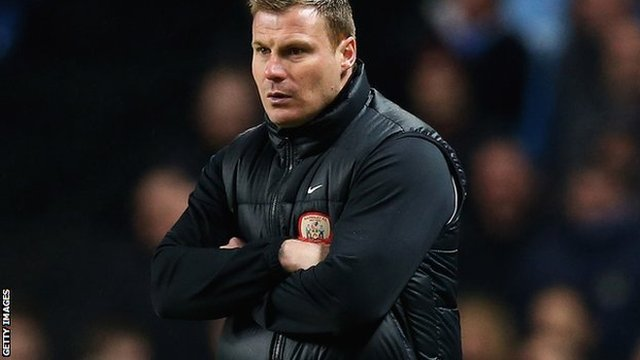 Barnsley manager David Flitcroft