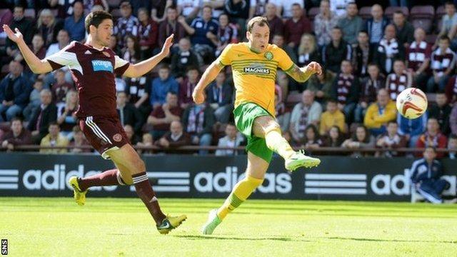 Highlights - Hearts 0-3 Celtic