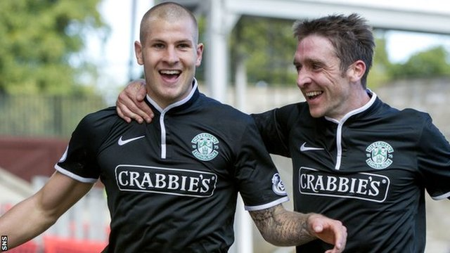 Highlights - St Johnstone 1-2 Hibernian