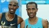 Mo Farah, Kenenisa Bekele
