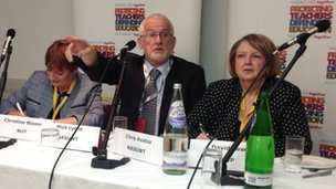 An education fringe meeting