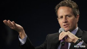 A picture of Timothy Geithner.