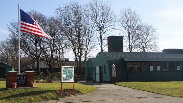 Horham 95th Bomb Group Museum