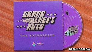 Grand Theft Auto soundtrack