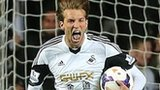 Swansea striker Michu