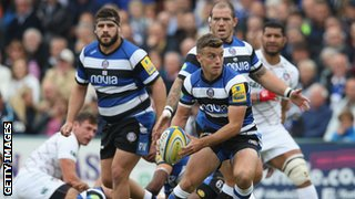Bath's George Ford
