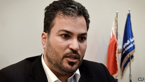 Khalil al-Marzook (file)