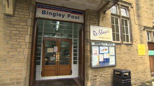 Bradford 39 S Swimming Pool Closure Plan Moves Ahead Bbc News