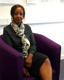 Sandra Lescott-Robinson, the NSPCC's regional head for the West Midlands